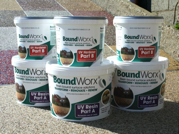 BoundWorx buckets