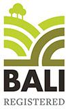 Bali Registered Logo.