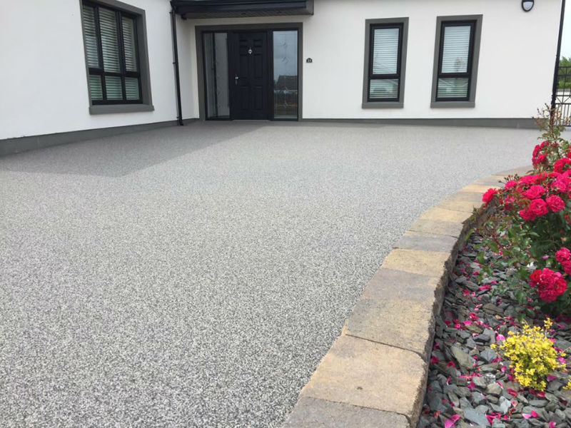 Resin Bound Ennis Grey