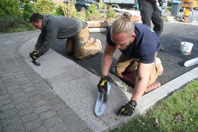 resin bound gravel suppliers training