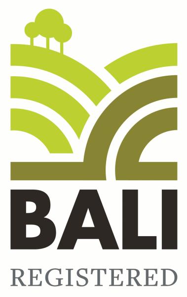 BALI Registered logo