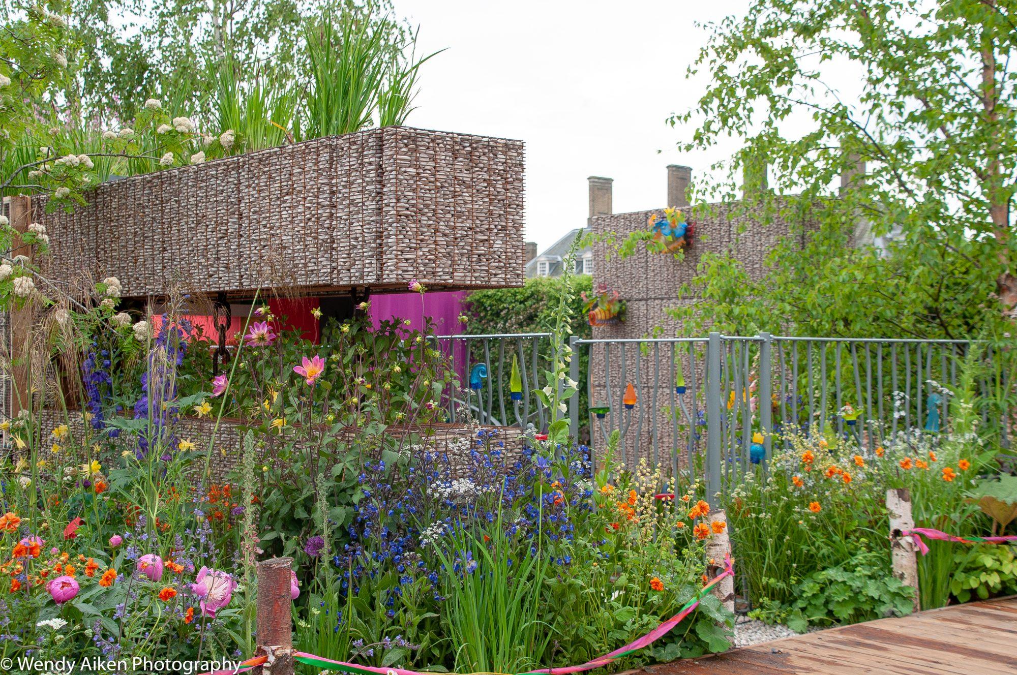 Chelsea Flower Show Resin