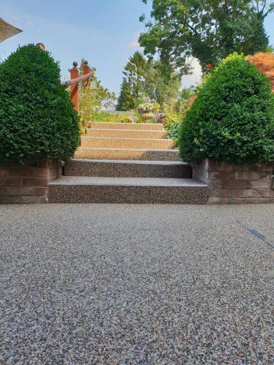 resin bound vs block paving